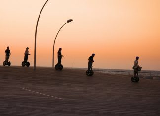 Estamos viviendo un cambio hacia una nueva era de la movilidad