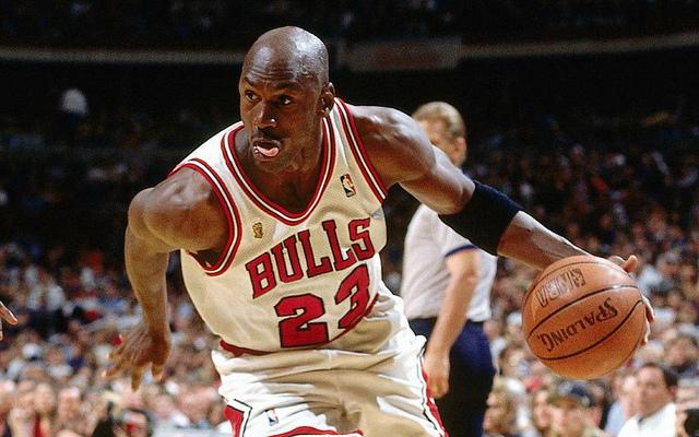 Michel Jordan fue uno de los deportistas que cambiaron