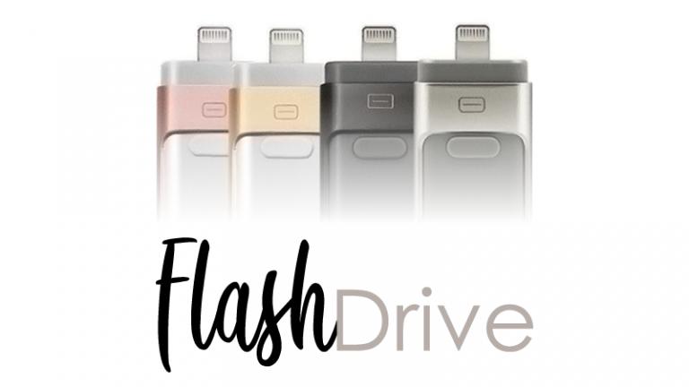 La memoria USB más completa del mercado: Flash Drive
