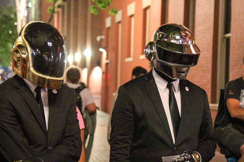 disco Daft_Punk