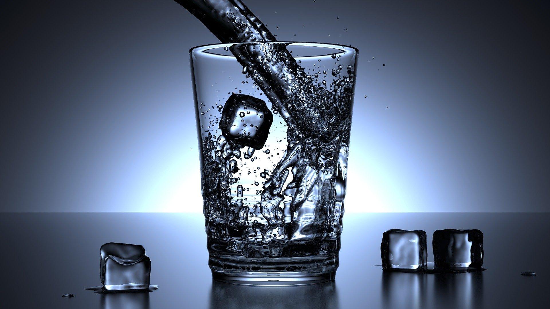 mal aliento agua