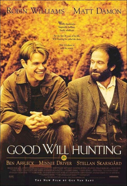 maestros El indomable Will Hunting