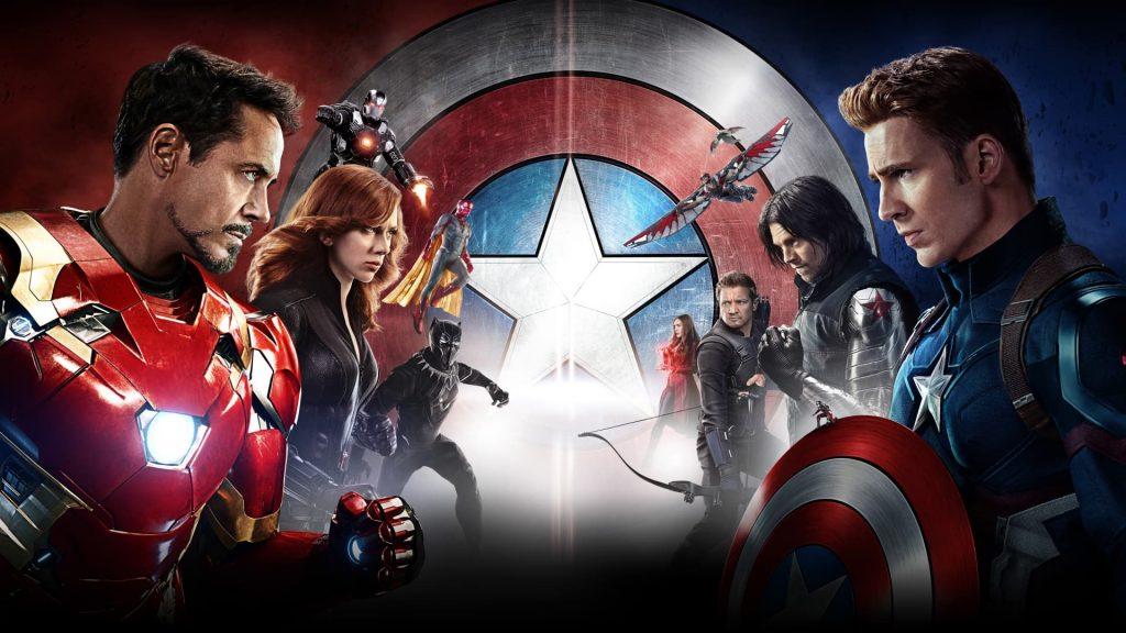 películas más taquilleras Capitán América