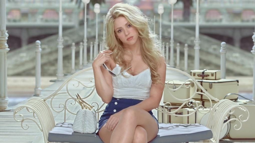 Las famosas más bajitas del mundo: Shakira